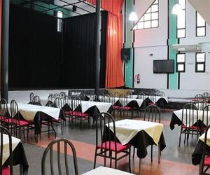 Salón para celebrar eventos y degustar comidas