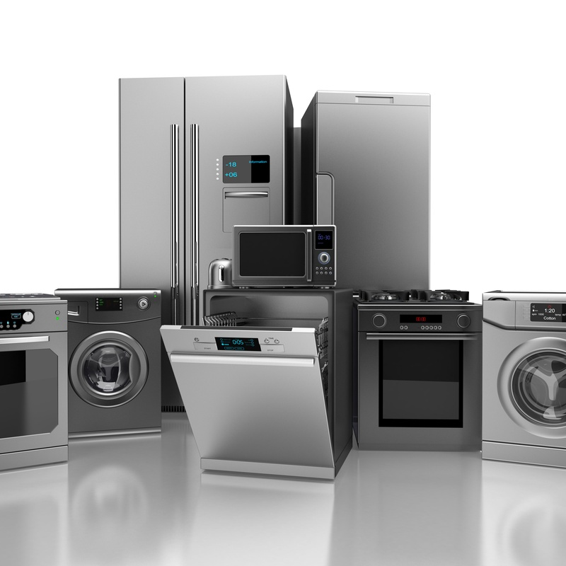 Electrodomésticos: Productos de Rocha Suministros