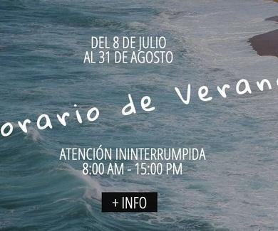 Horario de Verano 2019