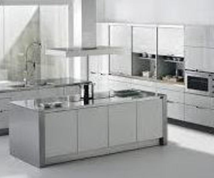 Reformas de cocinas : SERVICIOS  de Puntual CYS - Construcciones y Servicios