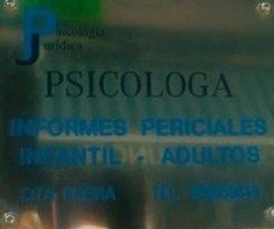 ¿Que es un informe pericial psicológico?