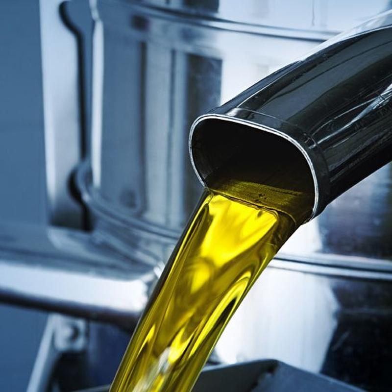 Mantenimiento preventivo: Servicios de RT oil