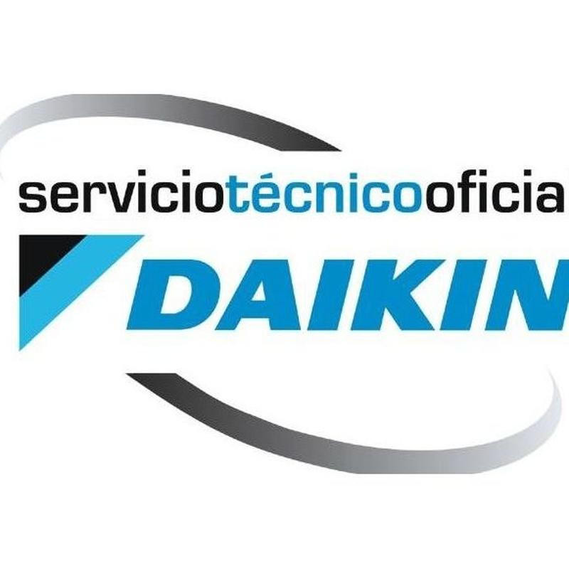 Servicio técnico oficial DAIKIN Asturias