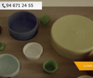 Plásticos, resinas y caucho en Zaratamo | Carramiñana