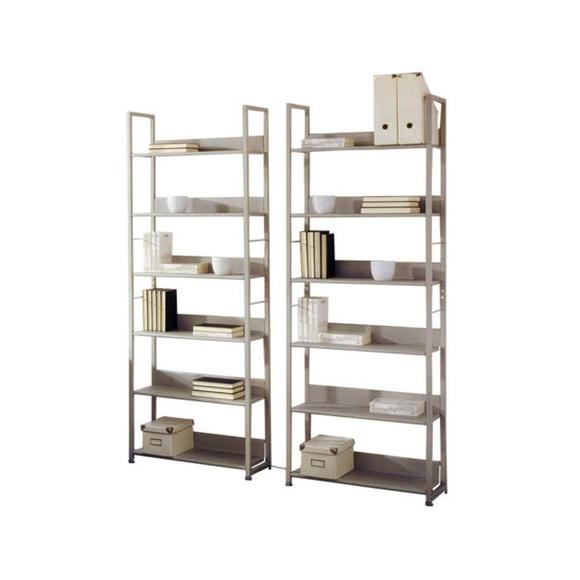 Estantería metalica.: Alquiler de mobiliario de Stuhl Ibérica Alquiler de Mobiliario