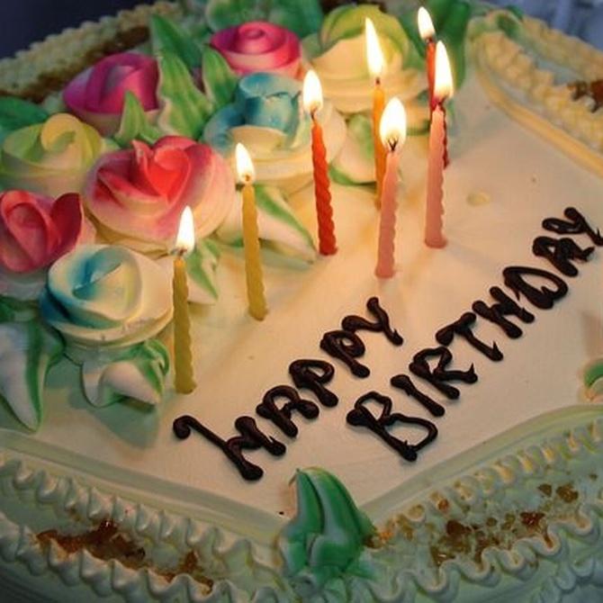 Historia y origen del cumpleaños