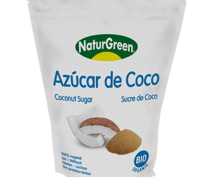 AZUCAR DE COCO, NATURGREEN: Catálogo de La Despensa Ecológica