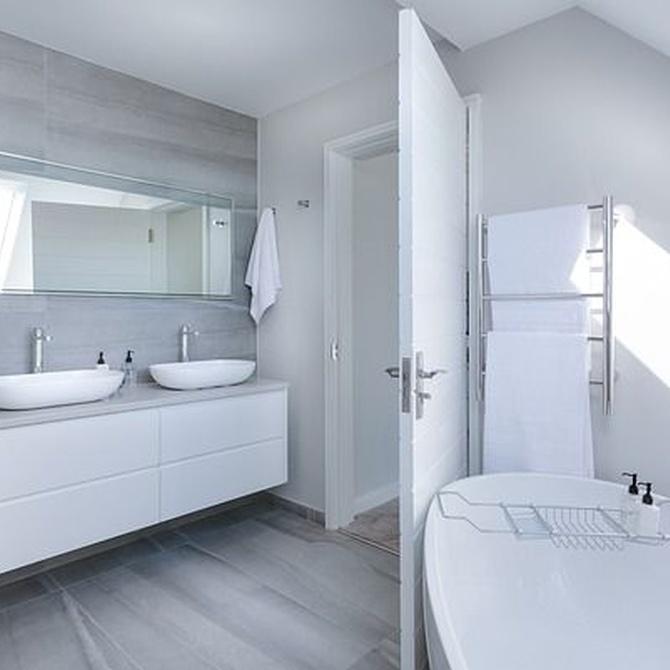 Consejos para mejorar el aspecto de tu baño