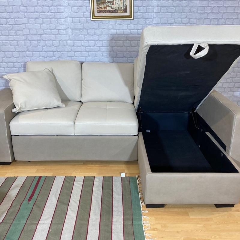 Sofá  chaise longue Stacy: Productos de Remar Valencia