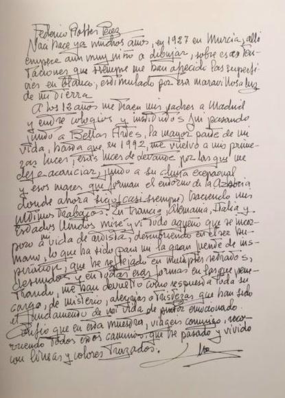 Biografía de Federico  Robles Peréz