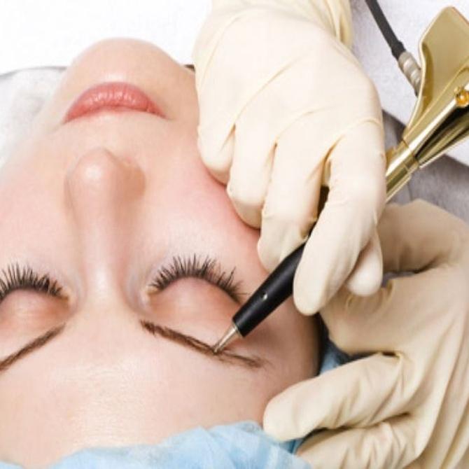 Los usos de la micropigmentación de cejas