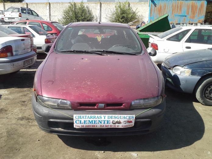 Fiat Bravo en desguaces Clemente de Albacete