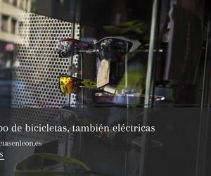 Accesorios para bicicletas en León | Bicicletas Blanco