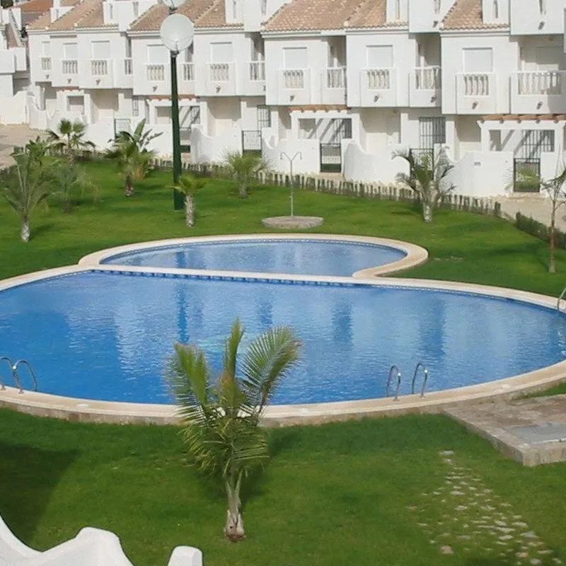 Mantenimiento de piscinas: Servicios  de Piscinas Padilla, S.L.
