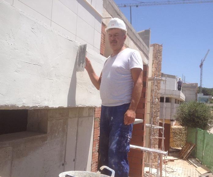 Albañilería: Servicios de Reformas Integrales Ibiza