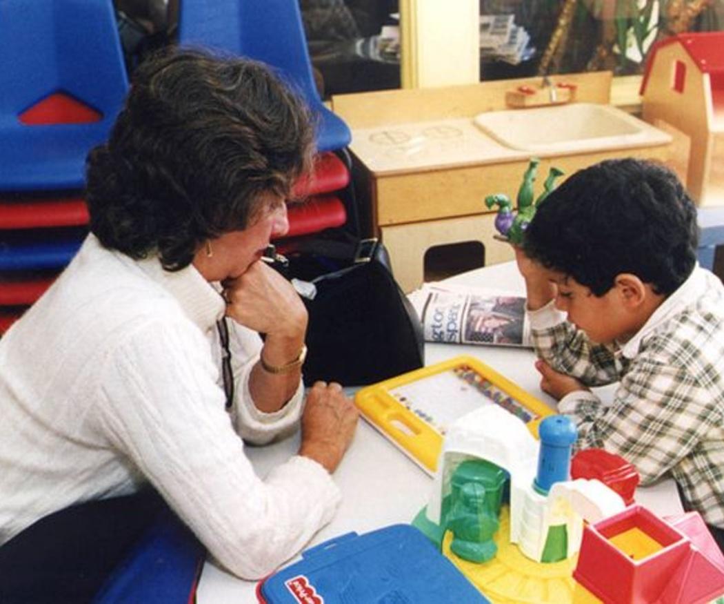 El aprendizaje en la escuela infantil