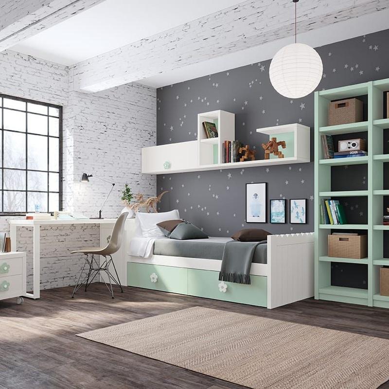 Dormitorios juveniles en Toledo