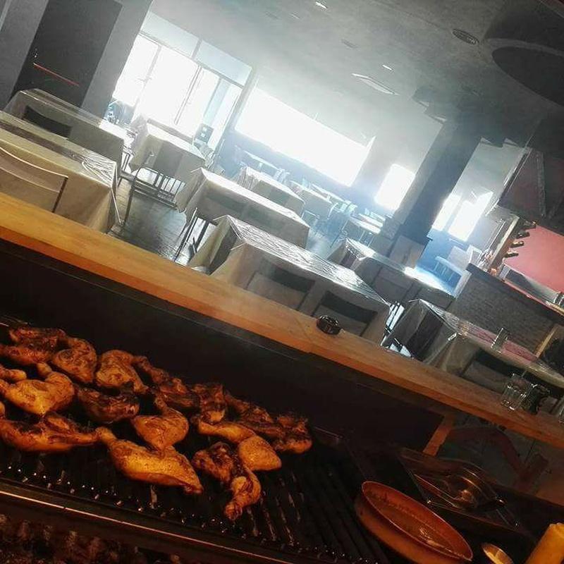Menú: Carta de Restaurante Casa Elías