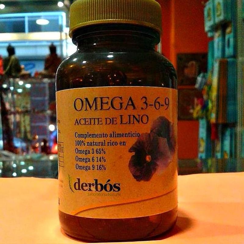 Omega 3-6-9 aceite de lino : Cursos y productos de Racó Esoteric Font de mi Salut