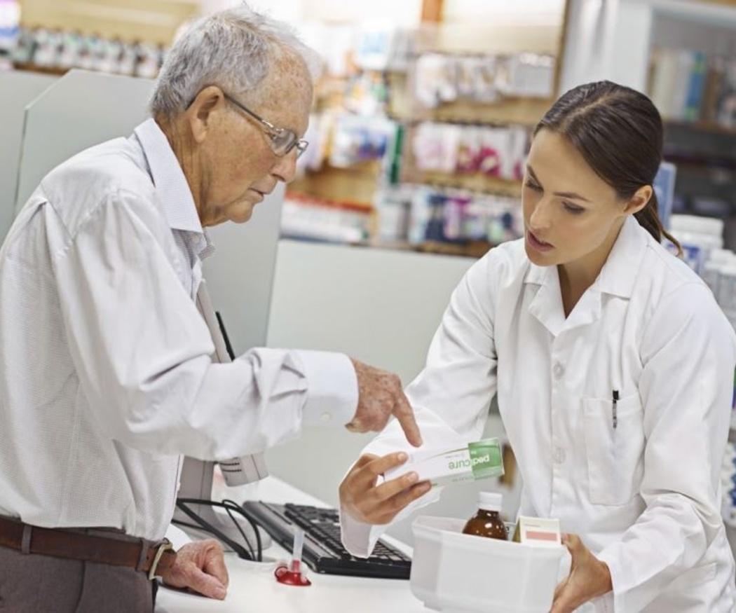 Consultar con el farmacéutico