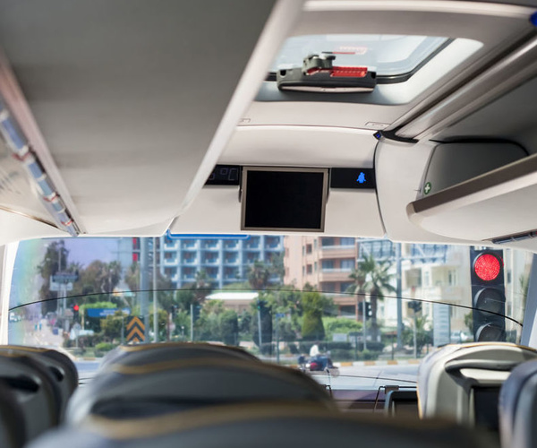Autocares de confort y seguridad en Cazorla