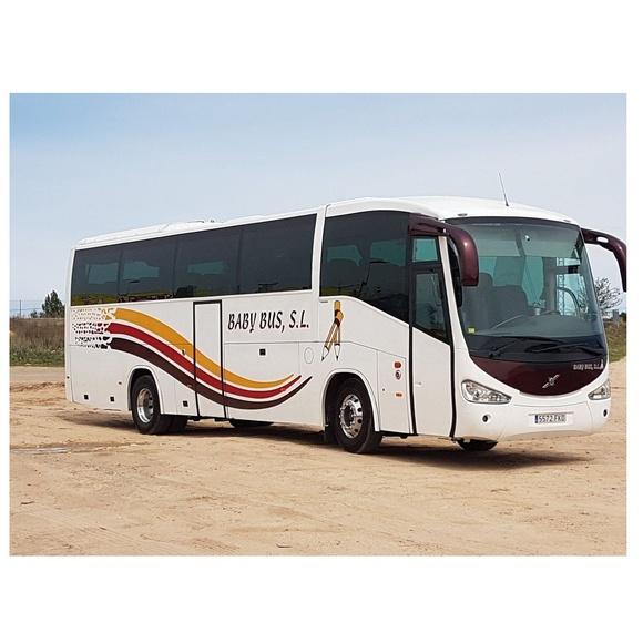 Autocares para excursiones: Autocares de Baby Bus