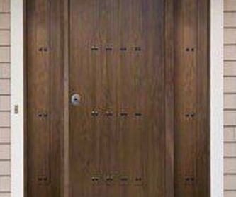 Carpintería de madera: Catálogo de Block Santander