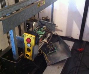 Reparación de tarjeta electrónica de reparto