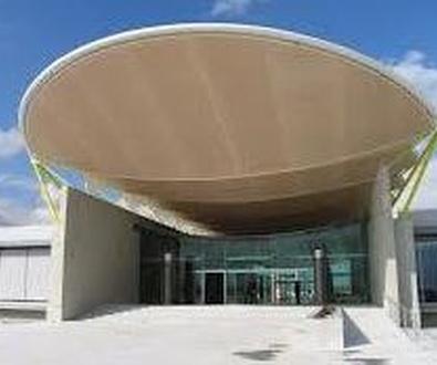 Pabellón de Estado en terminal T4 Aeropuerto Adolfo Suarez-Barajas-Madrid