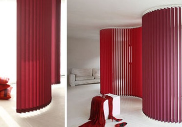 Vertical curtains