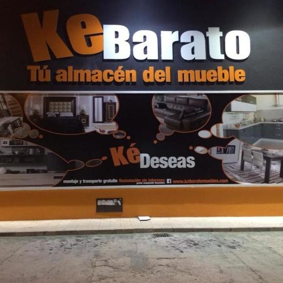 Tienda de muebles en Malaga.