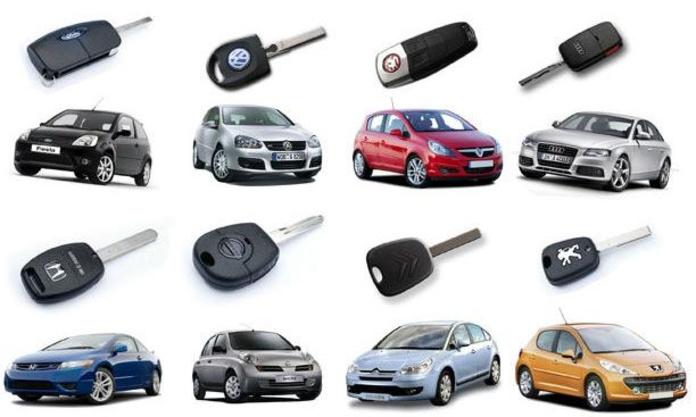 Duplicados llaves: Servicios de CLONEKEY