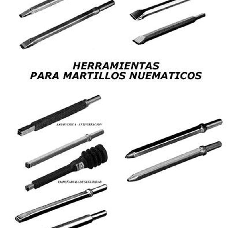 Herramientas de cantería: Suministros de Suministros Arturo García