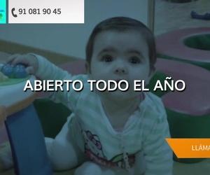 Guardería infantil en Valdemoro - Escuela infantil Pequeñajos