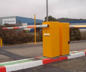 Control de accesos : Servicios de Navatek Puertas Automáticas SL