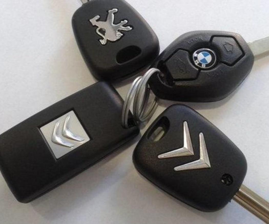 Consejos para ahorrar en la copia del mando del coche