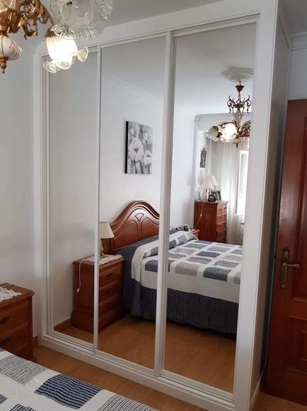 Puertas de armario de Espejo en Pontevedra