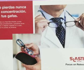 Adaptación de lentes de contacto: Productos y servicios de Óptica Basurto