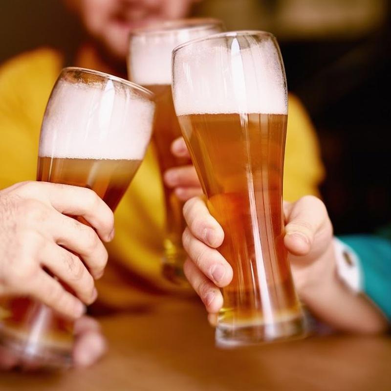 Bebidas:  de Bar Restaurante La Oficina