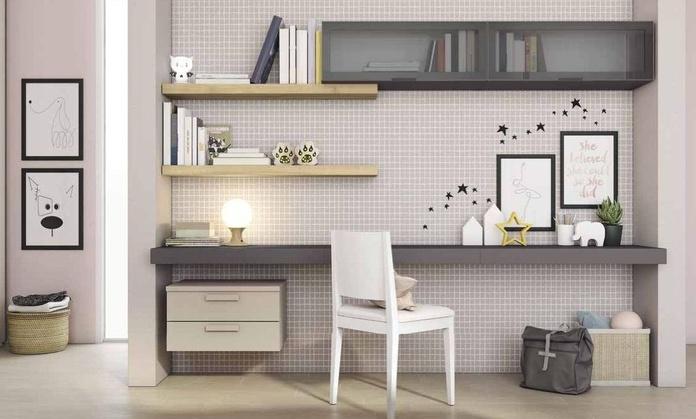 Zona de trabajo DS_09: Muebles de Spais a Mida