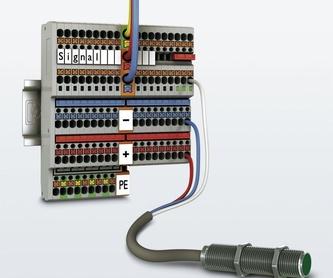 Bornes de actuadores-sensores PTIO