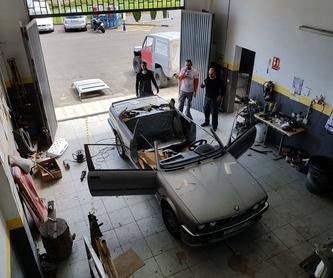 Vehículos Industriales: Servicios de Taller Hernández Torres