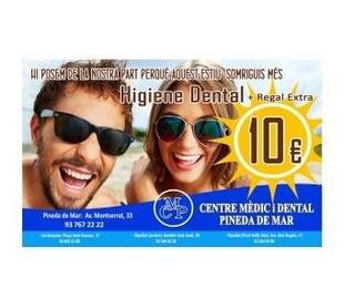 Higiene dental Pineda del Mar