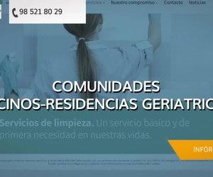 Limpieza de comunidades en Oviedo