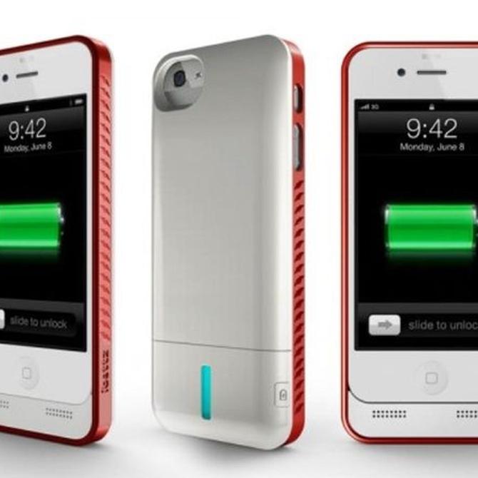Alarga la batería de tu móvil