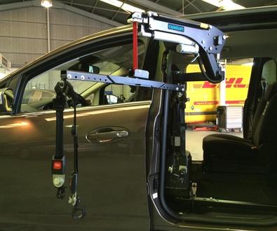 En Cabal Automoción Bosch Car Service seguimos adaptando vehículos.
