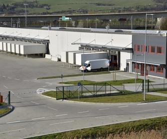 Transporte de mercancías internacional: Servicios de Agrotrans