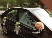 decoración de coches para bodas Zinnia