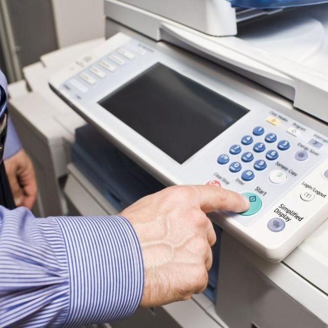 La importancia de las fotocopiadoras en las oficinas