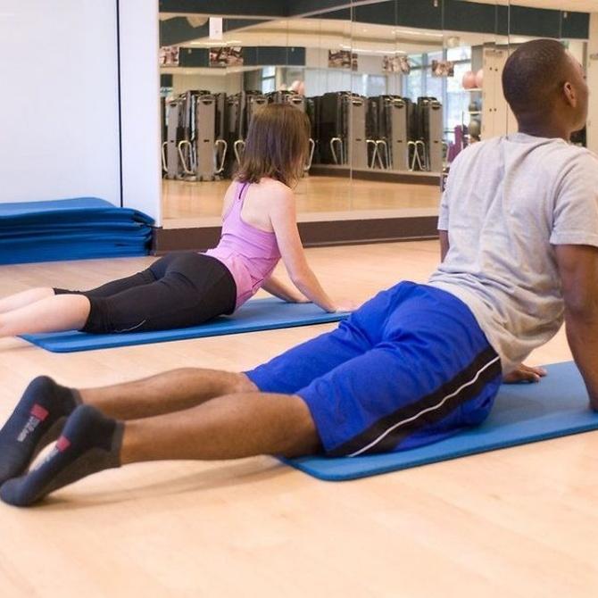 Ventajas de practicar gimnasia deportiva
